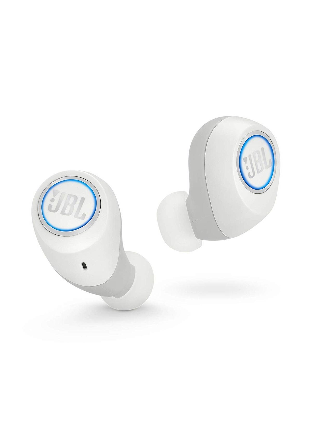 Standart JBL Free True Wireless Beyaz Bluetooth Stereo Kulak İçi Kulaklık